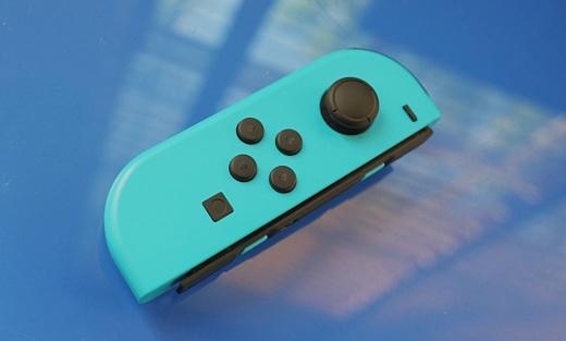 Nintendo признала проблему брака контроллеров Switch