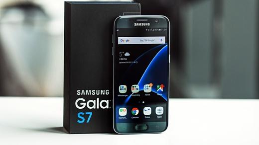 Аналитики: «флагманы Samsung продаются хуже обычного»