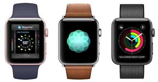 Эксперт: «Apple Watch 3 получит LTE, а новые iPhone оснастят беспроводной зарядкой»