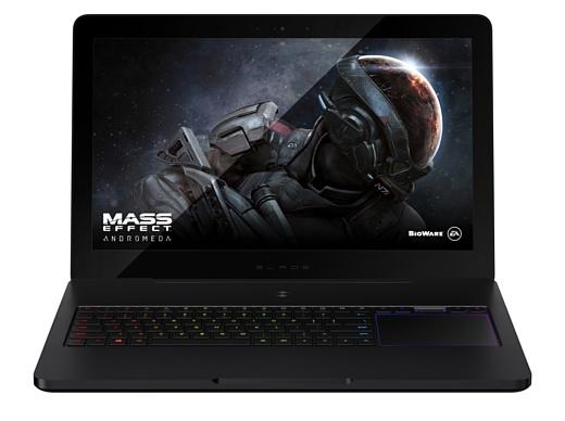 Razer выпустила новый топовый игровой ноутбук Blade Pro