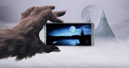 LG выпустила интересную ТВ-рекламу флагмана G6