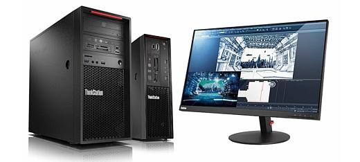 Lenovo представила мощную рабочую станцию ThinkStation P320