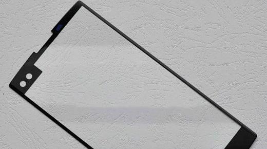 Утечка: фото передней панели LG V30