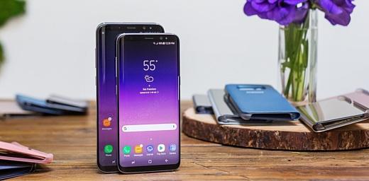 Слух: Samsung испытывает проблемы с производством Galaxy S8 из-за селфи-камеры