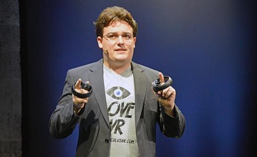 Основатель Oculus Палмер Лаки покинет компанию