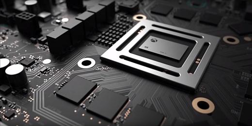 Неофициально: Xbox Scorpio покажут на этой неделе