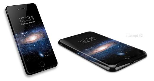 Apple заказала у Samsung 70 млн изогнутых OLED-панелей для iPhone 8