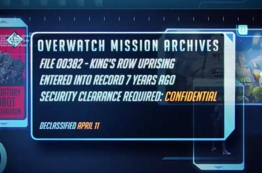 Blizzard готовит очередной анонс, связанный с Overwatch