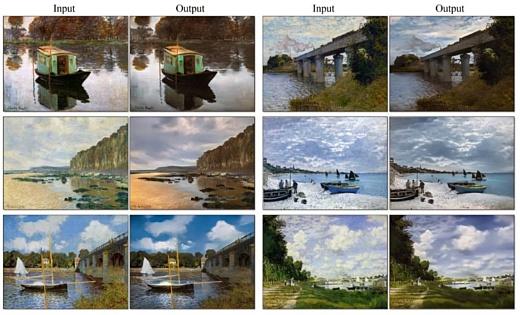 ИИ научили превращать картины в фотографии