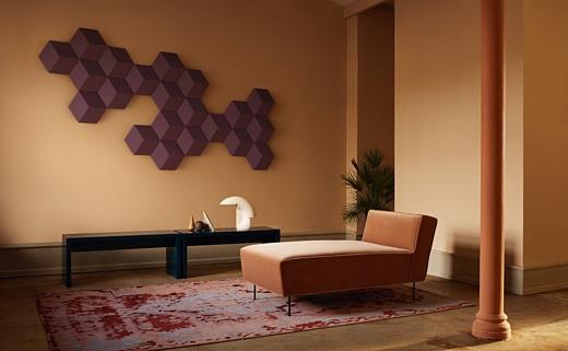 Bang & Olufsen показала шестиугольные колонки BeoSound Shape