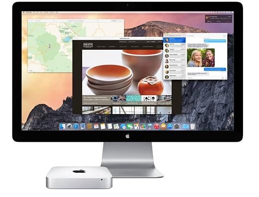 Apple не собирается прекращать производство Mac Mini