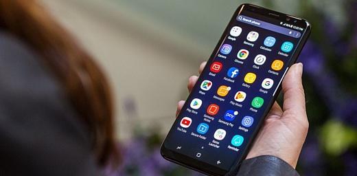 Эксперты DisplayMate назвали экран Galaxy S8 «лучшим»