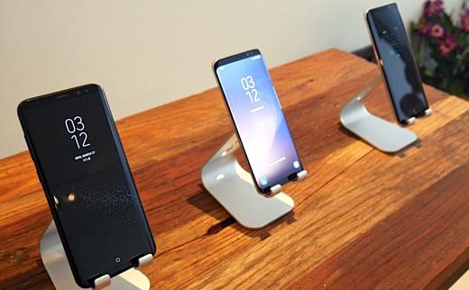 Samsung повысила объемы производства Galaxy S8+ из-за высокого спроса