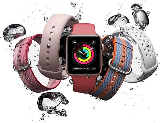 Неофициально: Apple Watch Series 3 выпустят во второй половине 2017