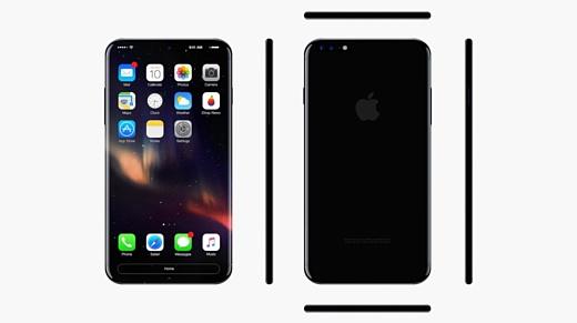 Старт продаж iPhone 8 могут перенести на ноябрь