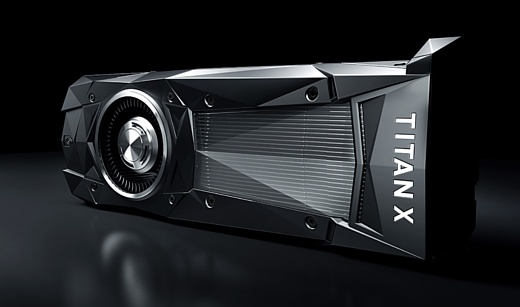 Nvidia анонсировала мощную видеокарту Titan Xp
