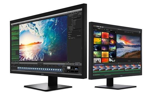 Слух: новые Mac Pro получат 8К-дисплеи