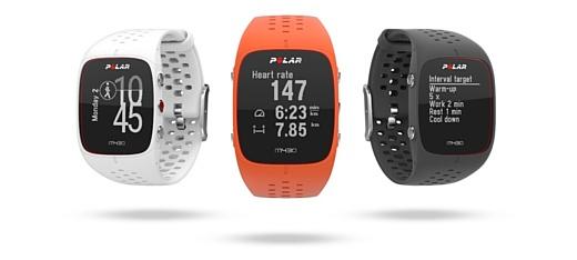 Polar представила умные GPS-часы M430 для бегунов