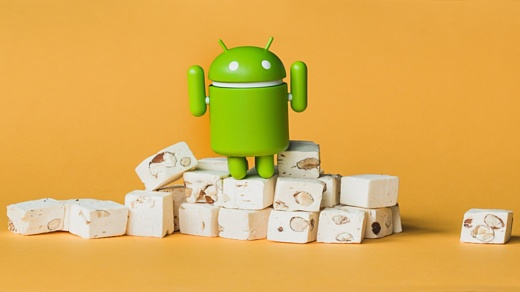 Популярность Android Nougat выросла почти до 5%