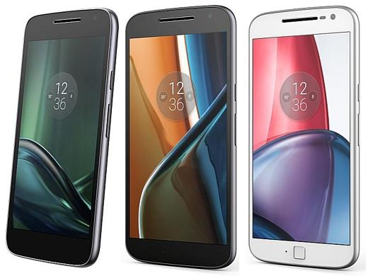 Выяснились характеристики нового смартфона Moto E4