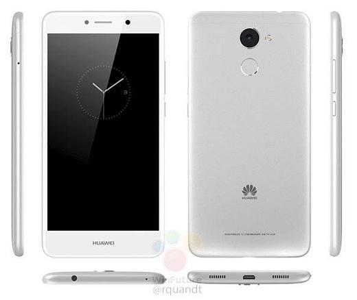 Huawei анонсировала недорогой смартфон Enjoy 7 Plus