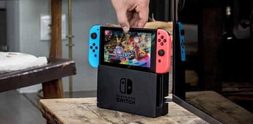 Запуск Nintendo Switch стал самым успешным в истории компании
