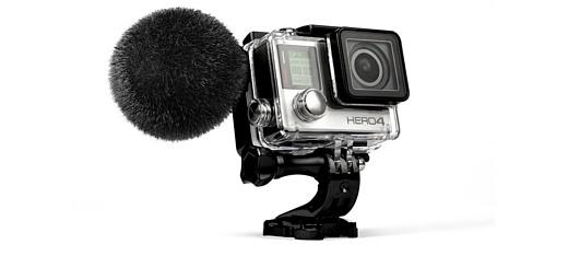 Sennheiser выпустила непромокаемый микрофон для камер GoPro