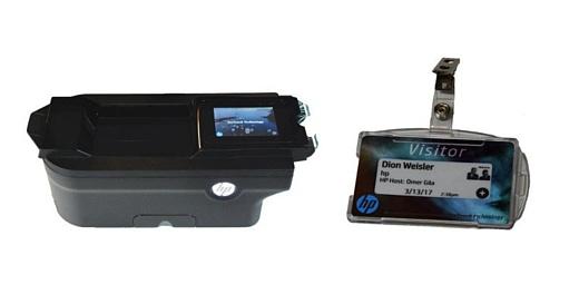 HP представила новую бесчернильную систему печати IonTouch