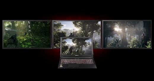 Origin представила недорогой игровой ноутбук EON15-S