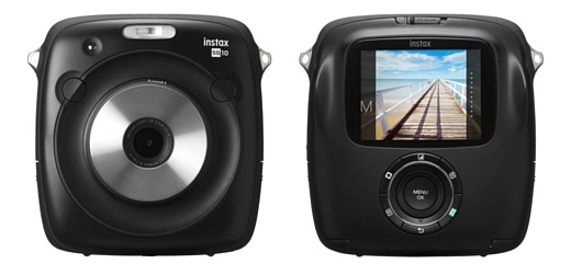 Fujifilm выпустила мгновенную камеру Instax SQUARE SQ10