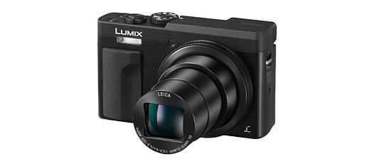 Panasonic показала новую компактную камеру Lumix DC-ZS70