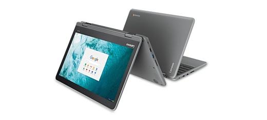 Lenovo выпустила недорогой Flex 11 Chromebook