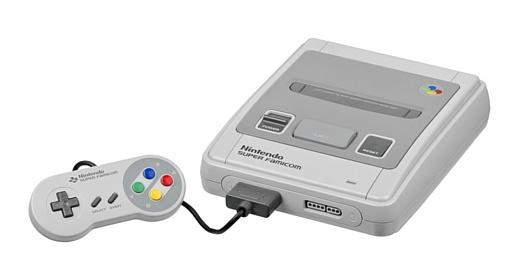 Слух: Nintendo готовит к анонсу SNES Mini