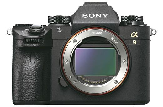Sony анонсировала флагманскую беззеркальную камеру α9