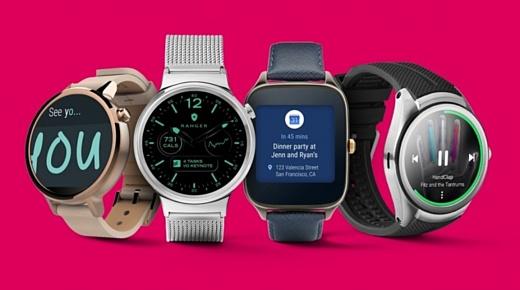 Android Wear 2.0 для оставшихся часов выпустят до конца мая