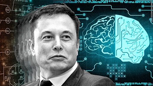 Илон Маск считает, что интерфейс «мозг-машина» появится уже через 4 года