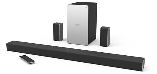 Vizio анонсировала аудиосистему с поддержкой Chromecast и Google Assistant
