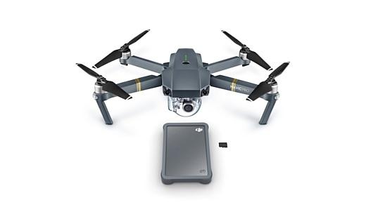 Seagate представила жесткий диск для владельцев дронов