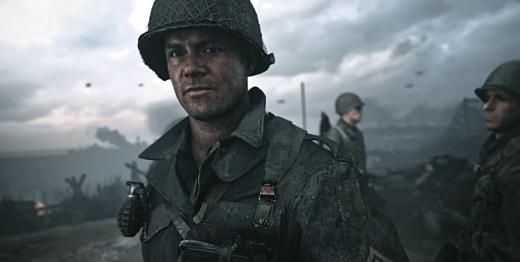 Call of Duty: WWII выйдет в начале ноября