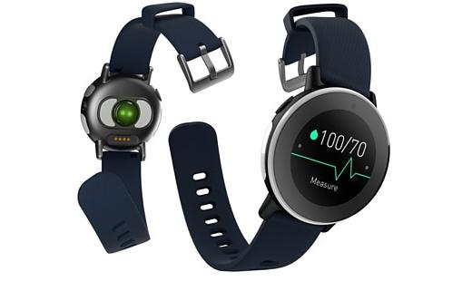 Acer анонсировала умные фитнес-часы Leap Ware