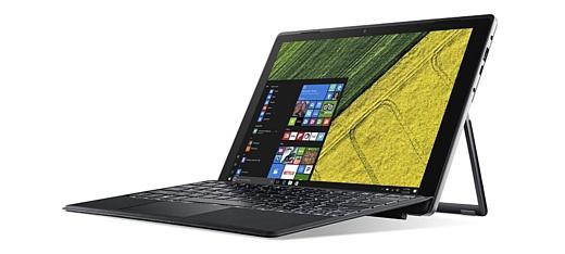 Acer показала моноблок Aspire U27 и гибридный планшет Switch 5