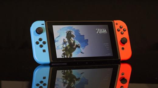 Nintendo пришлось доставлять Switch самолетами