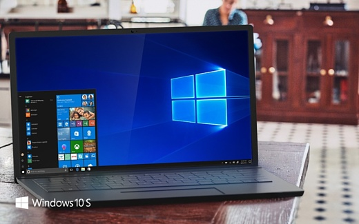 Microsoft анонсировала Windows 10 S