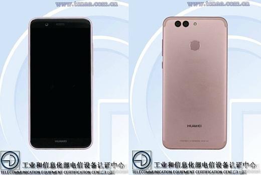 Huawei Nova 2 прошел сертификацию TENAA