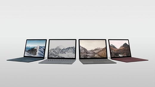 Microsoft анонсировала ноутбук Surface Laptop с Windows 10 S на борту