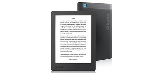Kobo представила электронную книгу Aura H2O