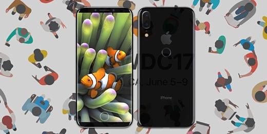 Аналитик: «iPhone 8 могут анонсировать уже в июне»