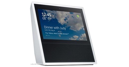 В сеть попало изображение новой умной колонки Amazon Echo