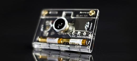 CROZ — DIY-камера для минималистов