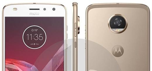 Слух: Moto Z2 Play будет тоньше и получит чип Snapdragon 626